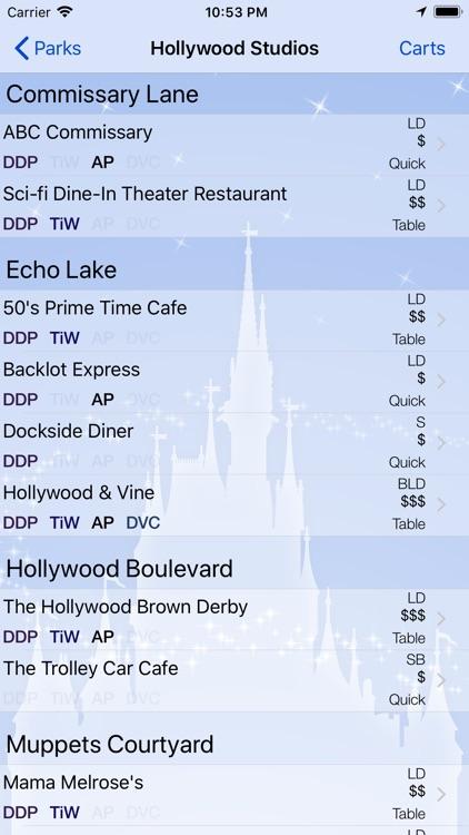 Magic Guide to Disney World screenshot-4