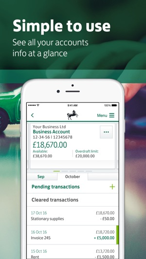 Lloyds bank business on the app store lloyds bank business on the app store colourmoves