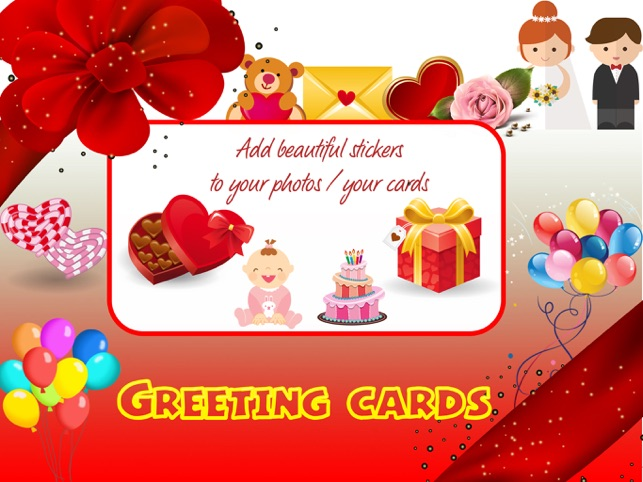 Anniversary cards create free ~ Greeting cards card maker on the app store
