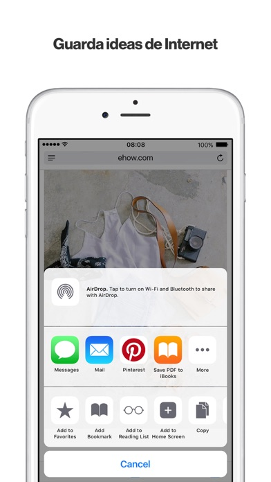 download Pinterest apps 4