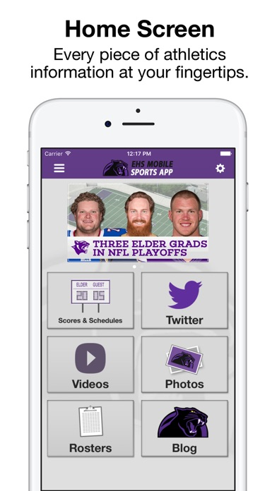 Ehs Mobile Sports review screenshots