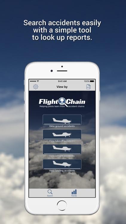 Flight Chain - NTSB Reports screenshot-0