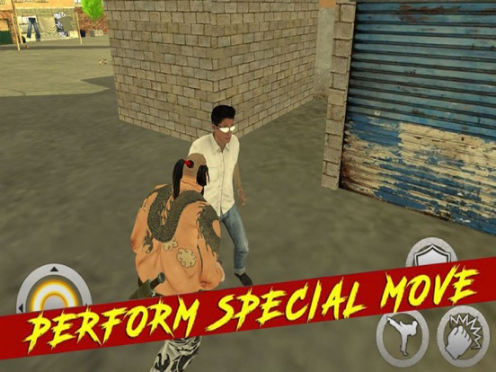 Chine Town Fight Streets screenshot 4