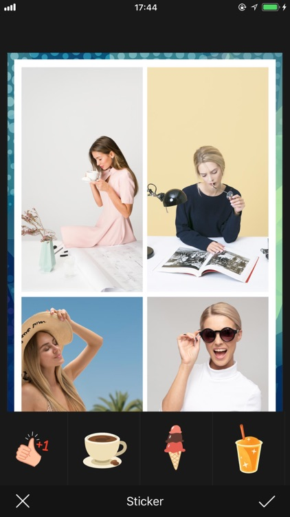 Photo Collage & Editor screenshot-3