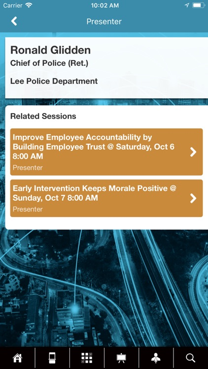 IACP Events screenshot-3