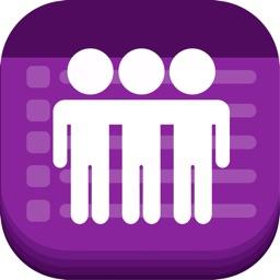 Invitation Maker: PurpleSlate