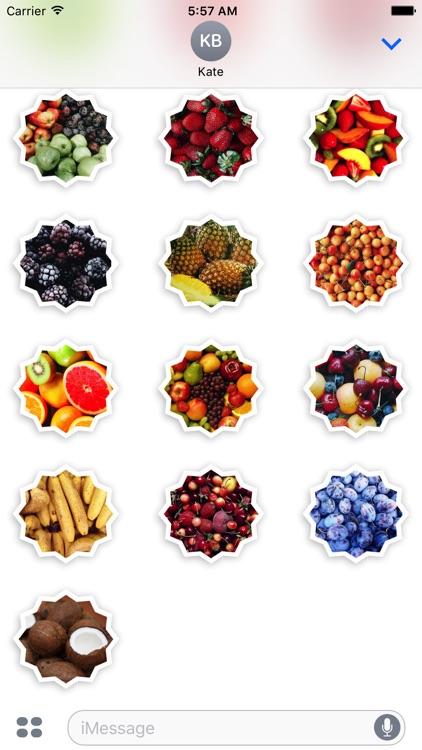 Beautiful fruits