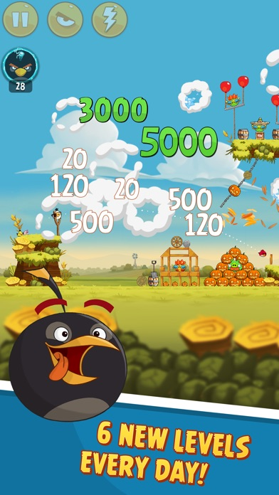 Angry Birds Classic Скриншоты7