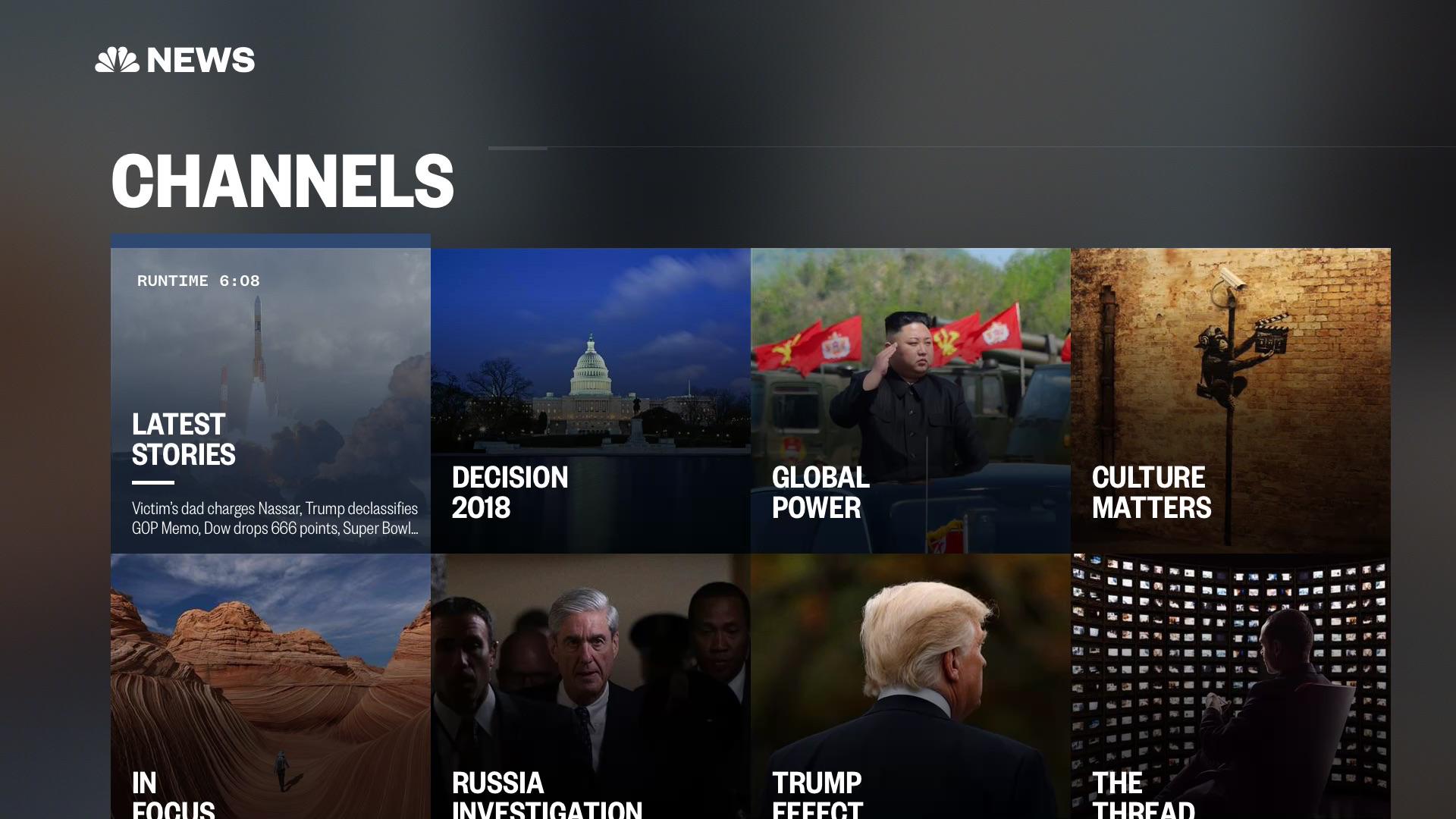 NBC News: Breaking & US News screenshot 15