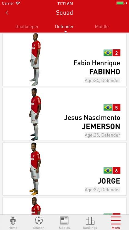 AS Monaco screenshot-5
