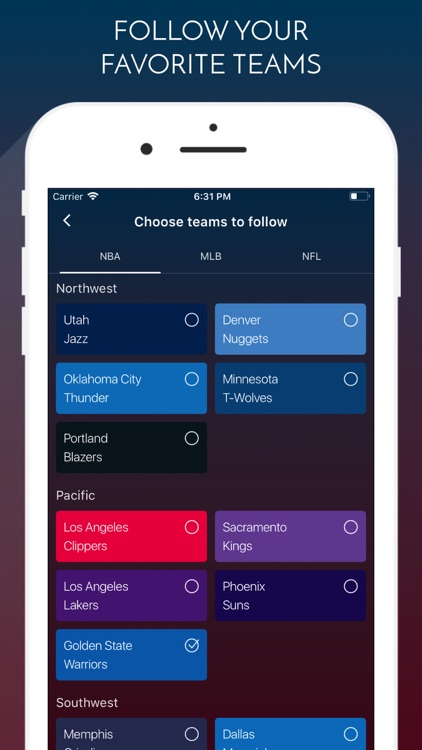 ClutchPoints - Live Sports screenshot-4