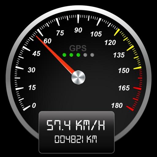车速表  HD app icon图