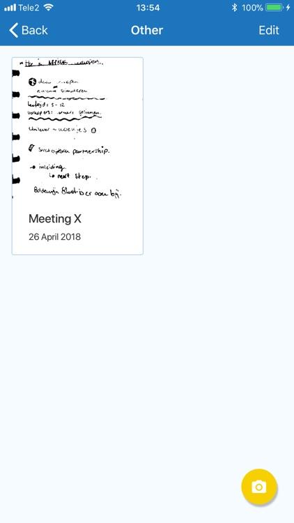 Correctbook PDF Scan app screenshot-6