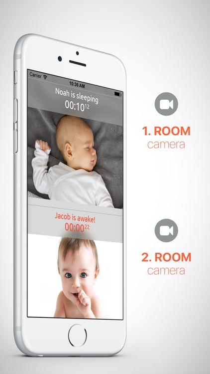 Baby Monitor Annie Pro screenshot-3