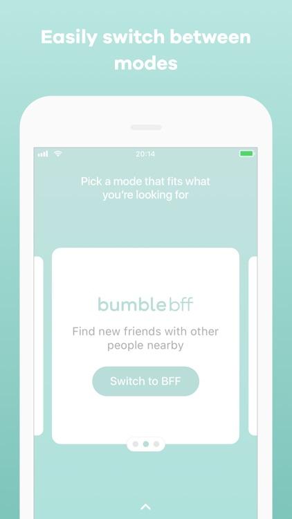 Bumble - Meet New People screenshot-7