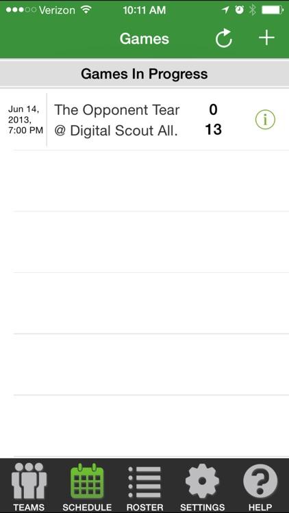 DS Football Statware screenshot-3