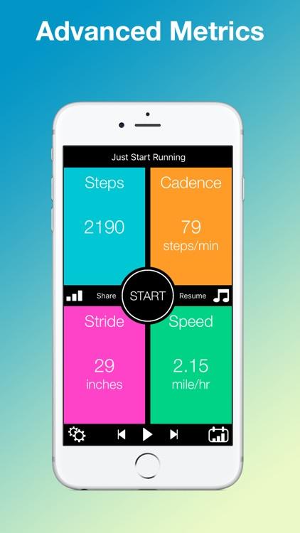 jS Running & Walking Tracker screenshot-3