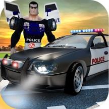 警察 超级英雄 汽车 模拟器 2017年