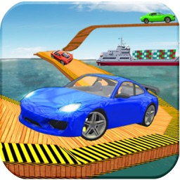 Impossible Car Tracks Racing 2