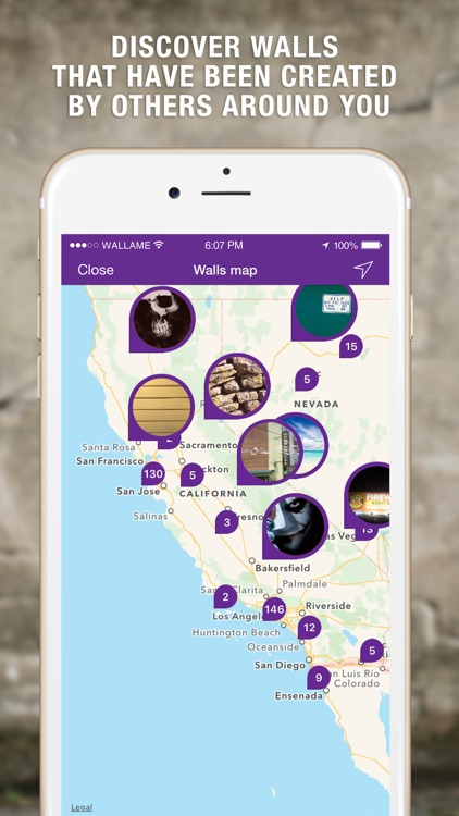 WallaMe - Augmented Reality screenshot-3