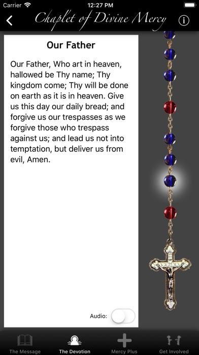 Divine Mercy iPhone