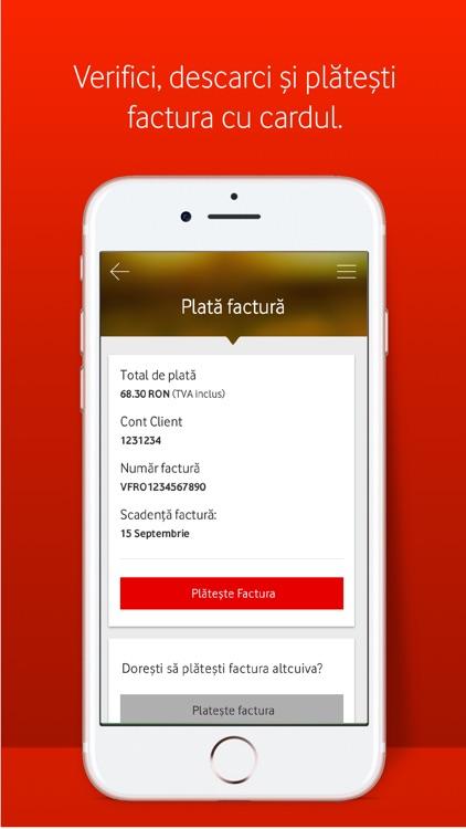 My Vodafone Romania screenshot-5