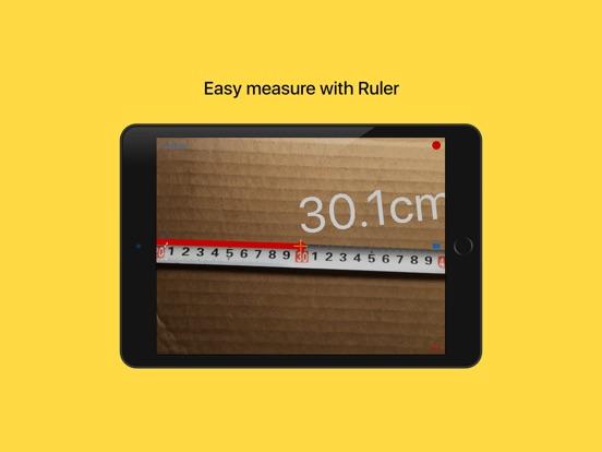 Screenshot #1 for Ruler - tape measure length
