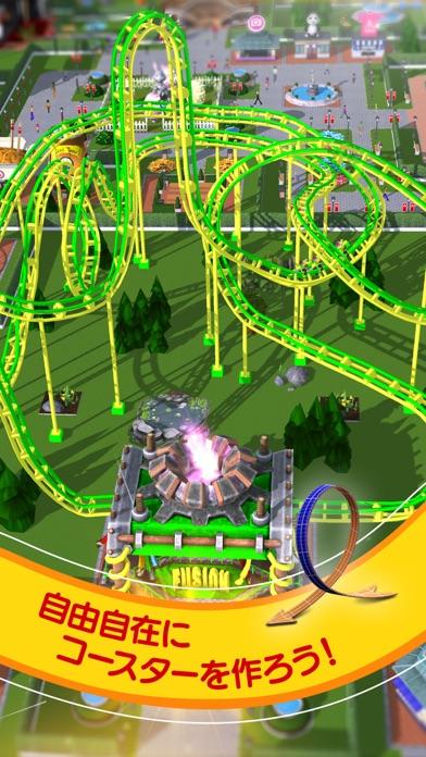RollerCoasterTycoon®Touch™日本語版スクリーンショット2