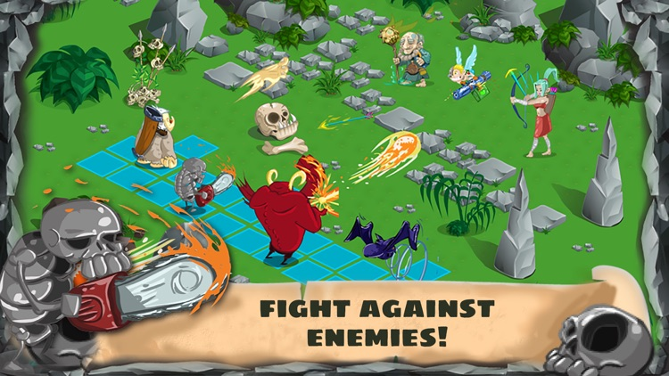 Monster Village Farm screenshot-4