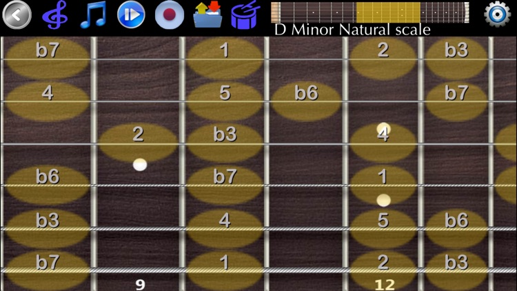 Guitar Scales & Chords Pro screenshot-3