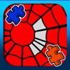 スパイダーマン ジグソーパズル