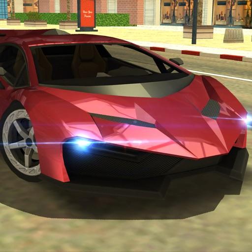 Скорость автосимулятор - 3D
