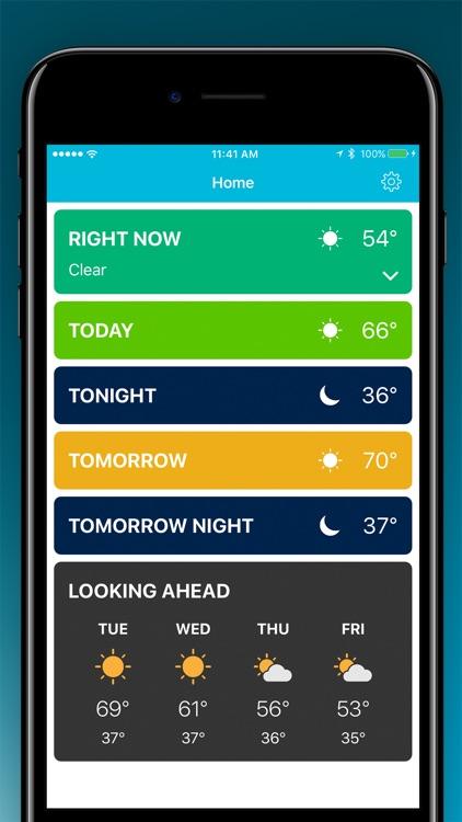Loop Weather screenshot-3