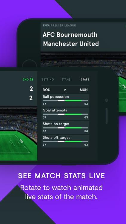 kwiff - Sports Betting screenshot-3