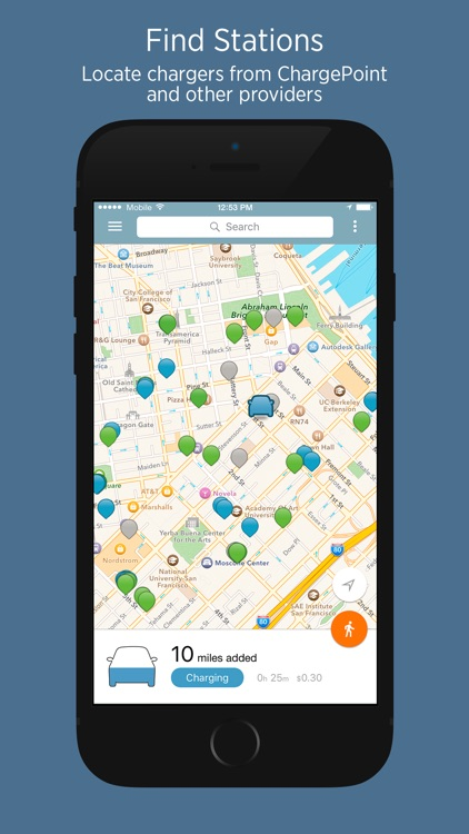ChargePoint® screenshot-0