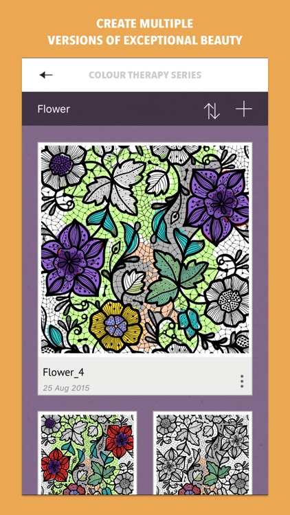Colour Therapy: An Adult Colouring Book screenshot-3