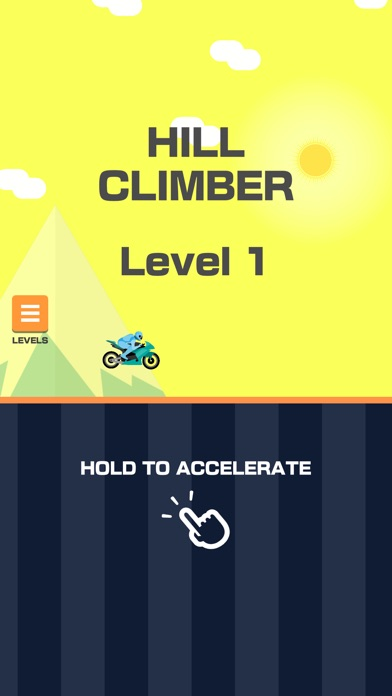 Hill-Climber screenshot 1
