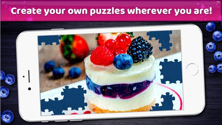 Good Old Jigsaw Puzzle HD screenshot-4