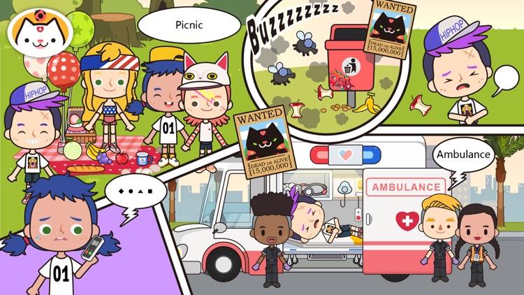 Miga Town: My Hospital screenshot-0