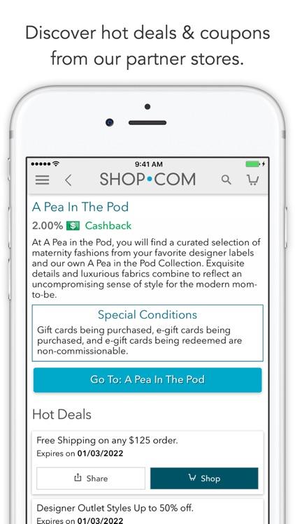 Shop.com Mobile screenshot-3