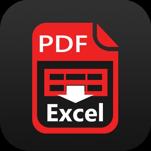 Конвертер PDF для Excel