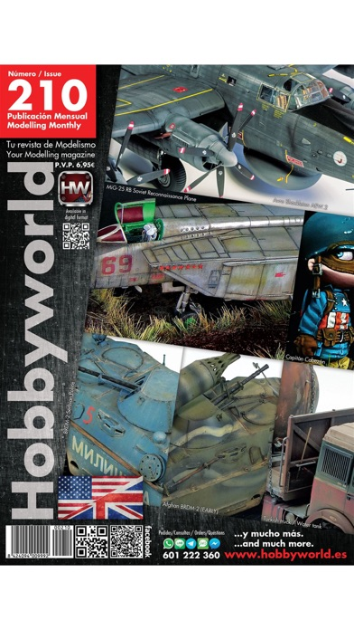HobbyWorld Magazine English