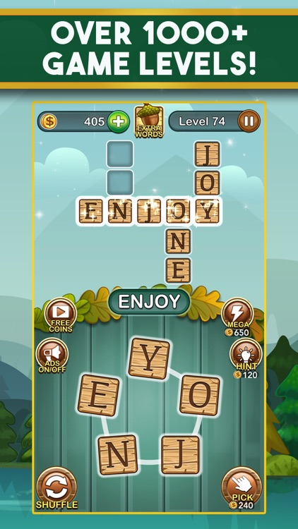 Word Nut: Word Games & Puzzles