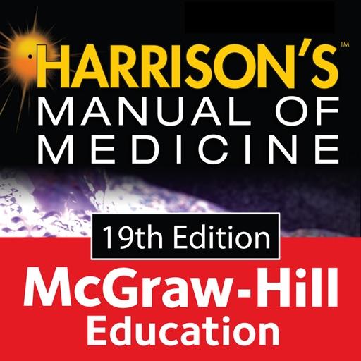 Harrison's Manual of Med. 19/E