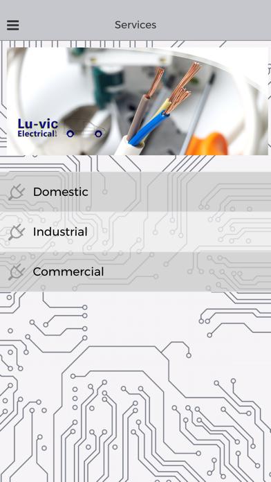 Lu-vic Electrical screenshot two