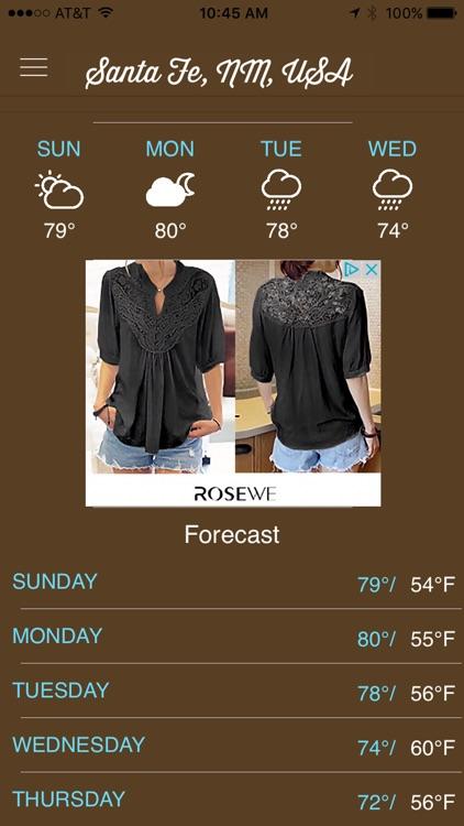 Cockney Weather screenshot-3