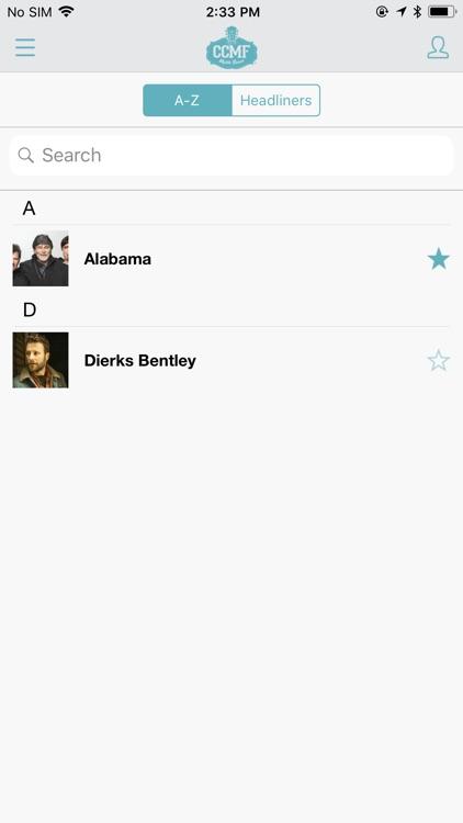 Carolina Country Music Fest screenshot-3