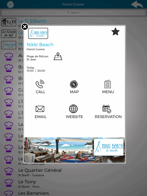 Screenshots for StBarth Fwi Ultimate Directory