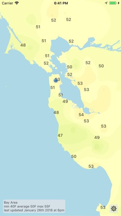 Bay Area Climate