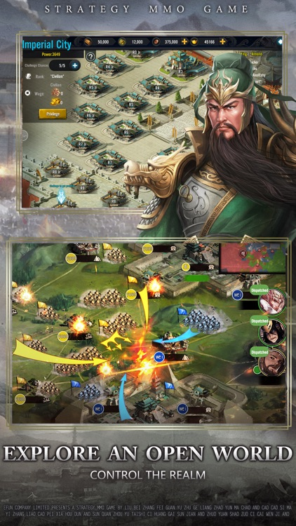 Three Kingdoms : Massive War